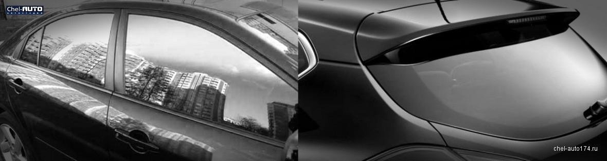 10% скидка на тонирование автомобиля в Челябинске